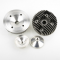 Head pinasco vrh gp for vespa px, gt, gtr, ts, sprint, with two interchangeable heads