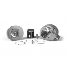 Cylinder malossi with head for vespa px200 diameter 68.5 aluminium