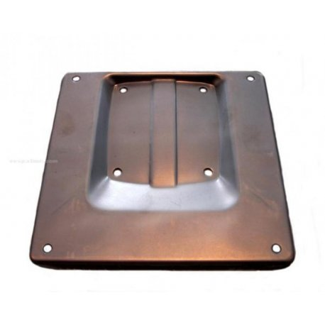 Number plate holder for vespa 90/90ss/125 primavera/et3