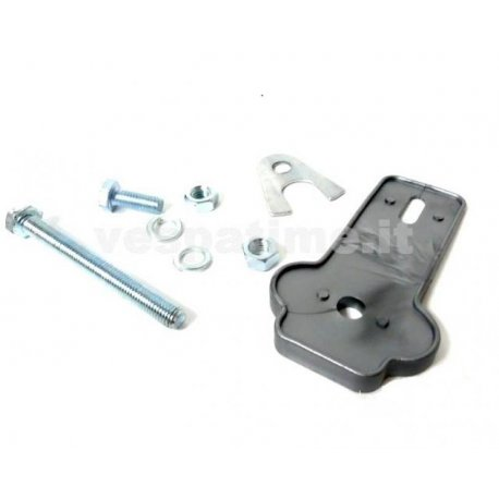 Kit spare wheel holder mount bracket