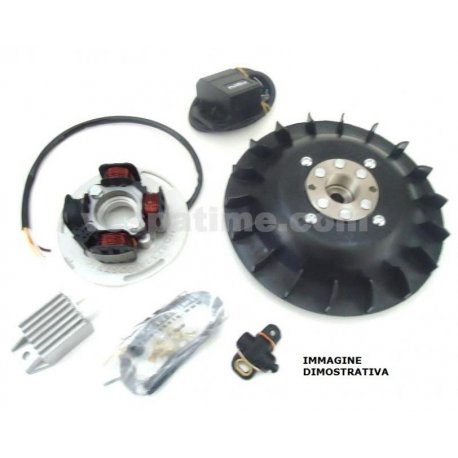 Ignition pinasco for vespa 180/200 rally, 1.6-kg flywheel