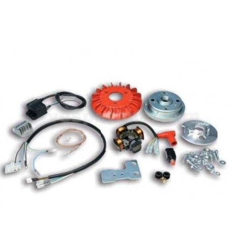 Ignition malossi vespower for vespa px, cone 20, 0.9kg. without set up for additional masses