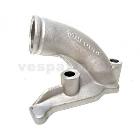 Inclined manifold malossi for 28mm and 30mm carburettors vespa largeframe