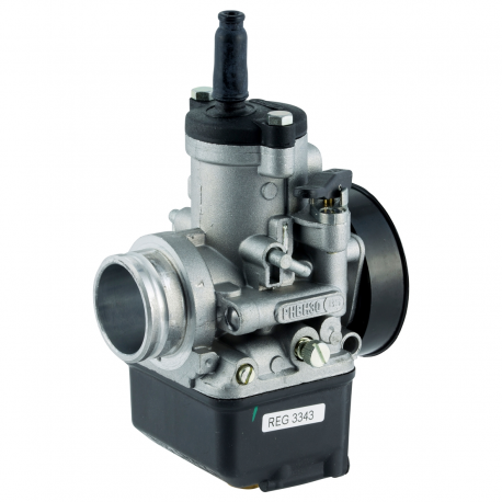 Carburettor dell'orto phbh 30 bs elastic connection without mixer