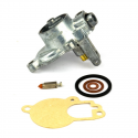 Kit carburettor cover vespa px-pe for si20 and si24 carburettors with increased passages and dampened seal needle
