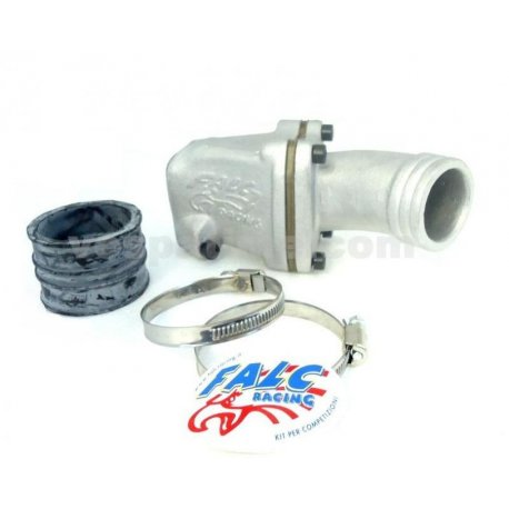 Collettore lamellare falc racing, d.30-35mm 3 fori
