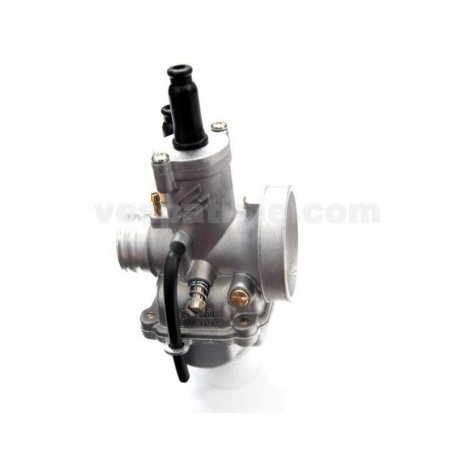 Carburettor polini cp d.19 with cable choke starter