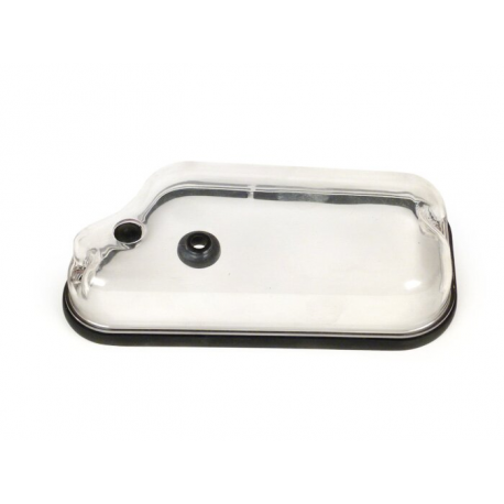 Cover carburettor clear