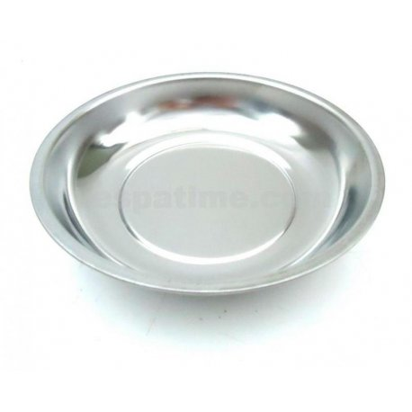 Magnetic parts dish