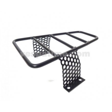 Luggage carrier for floorboard black