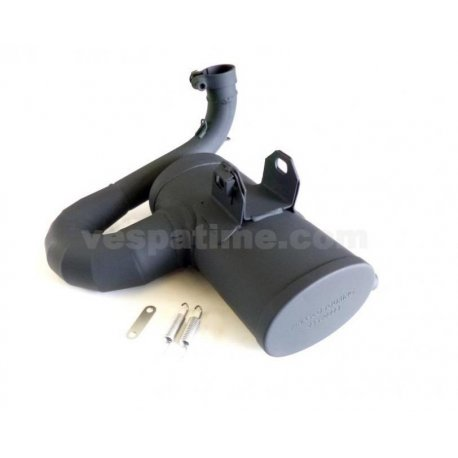 Muffler pinasco touring for vespa px 125/150