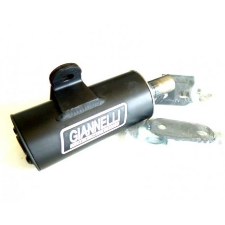 Silencer for muffler giannelli vespa px/pe, our codes elam096 elam097
