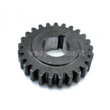 Gear pinion 25 teeth drt for primary 24-72 straight teeth