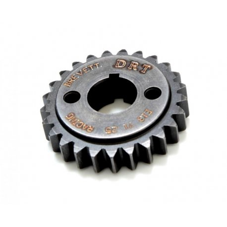 Gear pinion 25 teeth drt for primary 27-69 straight teeth