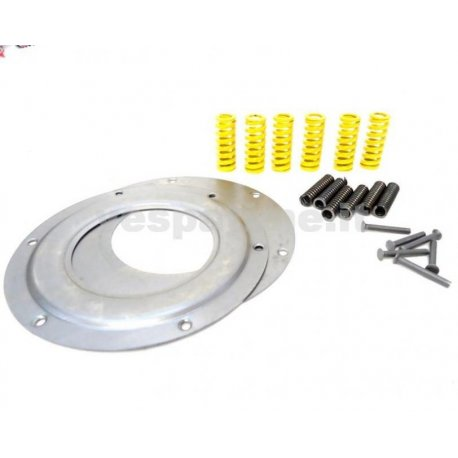 Kit overhauling primary driven gear drt for vespa px, t5, cosa. reinforced yellow springs