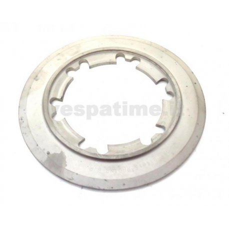Clutch steel plate drt from solid vespa 50/90/125 primavera/et3