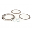 Kit overhauling primary driven gear flange reinforced BGM PRO for Vespa Smallframe