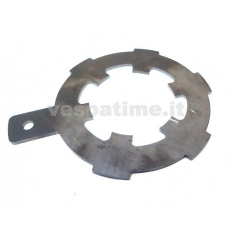 Hub retaining disc clutch vespa smallframe