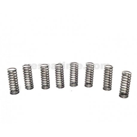 Clutch springs reinforced for clutch cosa. hardness l. 8 springs