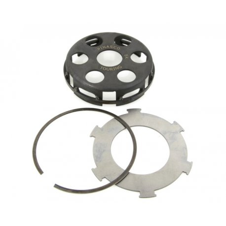 Bell clutch pinasco with reinforcement ring, 6-spring clutch