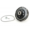Clutch BGM PRO SUPERSTRONG CNC 2.0 CR80 Ultralube for Vespa PX-'98-MY-COSA, Z22 teeth, 10 spring, primary Z64/65