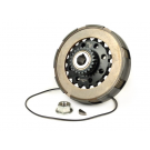 Clutch BGM PRO SUPERSTRONG CNC for Vespa PX-'98-MY-COSA, Z23 teeth, 10 spring, primary Z64/65