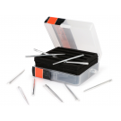 Needle set BGM PRO for carburettors Dellorto PHBL (D22, D24, D26, D27, D28, D29, D30, D31, D32, D33)