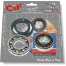 Kit bearings and oil seals (ROLF) for overhauling crankshaft Vespa 180-200 RALLY