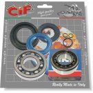 Kit bearings and oil seals for overhauling crankshaft Vespa 160GS, 180SS