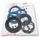 Kit oil seal Vespa 160GS, 180SS - CORTECO (set 4 oil seals + 3 o-rings)