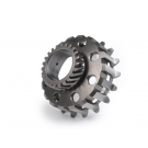Pinion engine gear for clutch 8 springs Z22 on primary Z65/67/68 - Vespa PX-PE-MY-COSA