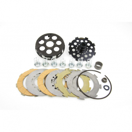Kit embrague pinasco 7 muelles completo para vespa px200, rally 200