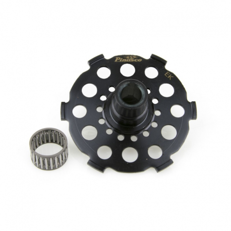 Clutch plate pinasco 6 springs with clutch slider for vespa px125/150, vnb, gt, sprint, ts