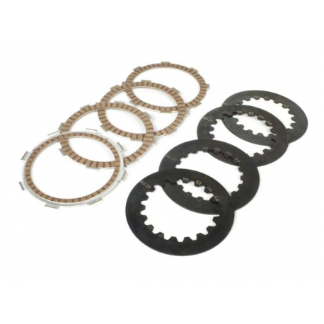 Set clutch plates BGM Pro d:108mm - CR80, with steel plates
