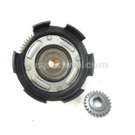 Bell gear ratio primary drt 24-72 straight teeth with processed basket