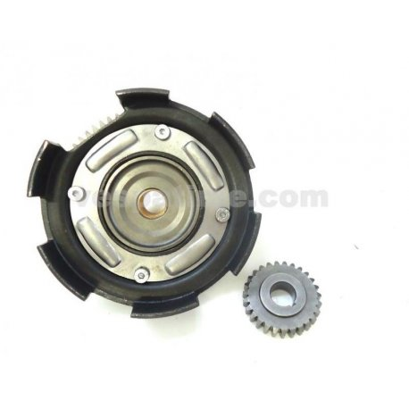 Bell gear ratio primary drt 29-68 straight teeth with processed basket and reinforced primary driven gear