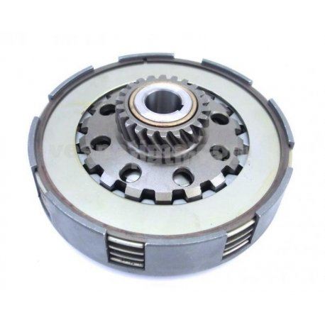 Set clutch for vespa cosa z20 adaptable to px 125-150, sprint, sprint veloce, gt, gtr.
