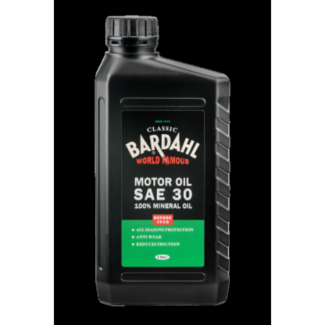 Oil BARDAHL CLASSIC OIL SAE 30 - 1000ml