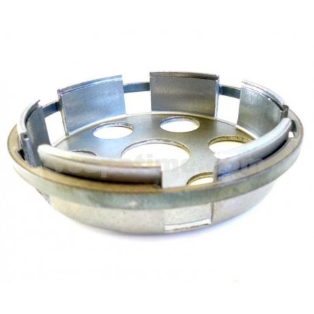 Bell clutch vtr reinforced, 6-spring clutches, with reinforcement ring