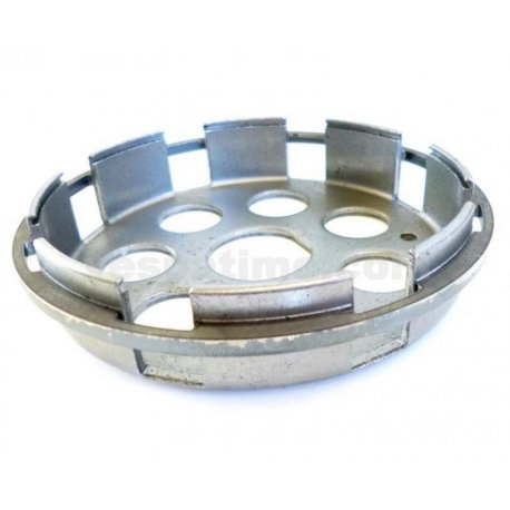 Bell clutch vtr reinforced, 7-spring clutches, with reinforcement ring