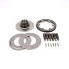 Gear ratio primary increased pinasco 24-65 for seven-spring clutches
