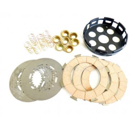 Kit clutch pinasco 7 springs set for vespa px200, rally 200