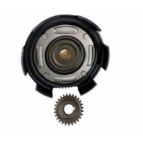 Bell gear ratio primary straight teeth pinasco with primary driven gear for vespa 50-125 primavera/et3, pk/ets z: 24-72