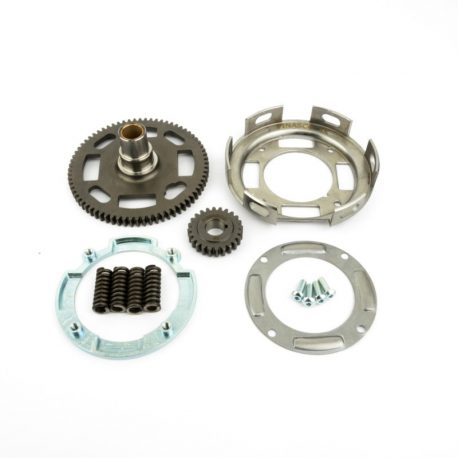 Bell gear ratio primary straight teeth pinasco with primary driven gear for vespa 50-125 primavera/et3, pk/ets z: 27-69