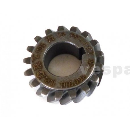 Gear pinion 16 teeth drt for primary 14-69 helicoidal teeth