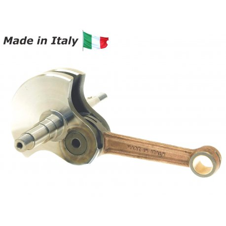 Crankshaft vespa 125 from 1951 until 1952, connecting rod 110 mm stroke 54 mm