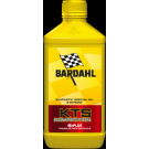 6 botellas - Aceite BARDAHL KTS COMPETITION - 100% sintético - 1000 ml