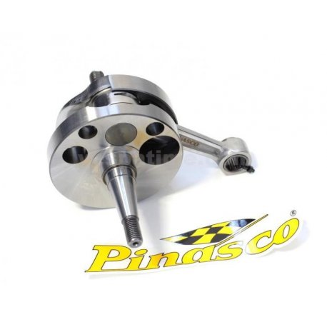 Crankshaft pinasco advanced vespa 125 vnb, 150 vbb1t→vbb2t, 150 gl, 150 vba1t