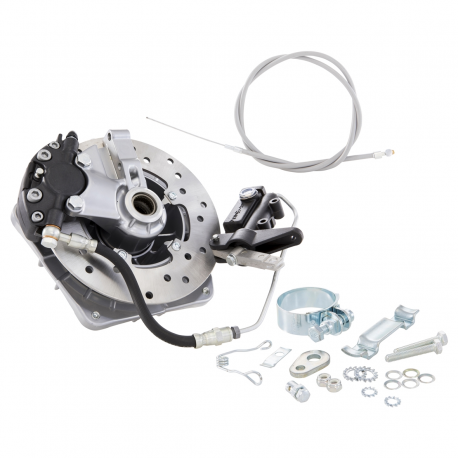 Kit disc brake grimeca semi-hydraulic vespa px 20mm hub