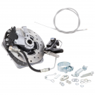 Kit disc brake grimeca semi-hydraulic vespa px 16mm hub